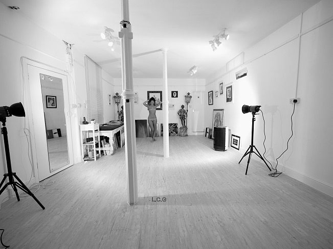 Photography Studio Hire in Sussex